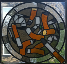 Stained glass 2010