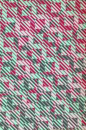 Silkscreen collage 1986